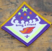 GB Scouts – 2007 join-in centenary badges – Bring a friend Badge
