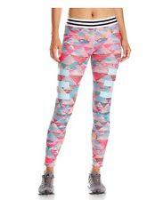 nwt~Adidas ADIGIRL MARBLE PRINT LONG TIGHT Legging Running Pant~Womens sz XS