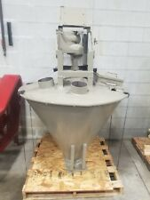 Industrial Paddle Mixer Blender Cram Feeder #3522Sr