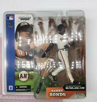 McFarlane Barry Bonds Series 2; San Francisco Giants White Uniform MCF62