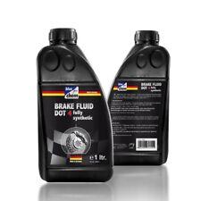 Bremsflüssigkeit vollsynth. DOT4 1 Liter