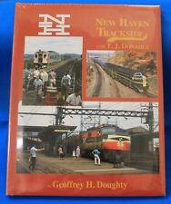 MORNING SUN BOOKS - NEW HAVEN TRACKSIDE # 115 In Color - HC 128 Pages MSB # 1644
