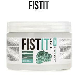 Fist It Lubricant 500ml Submerge Petrolatum Petrol Based Lubrificante Petrolio