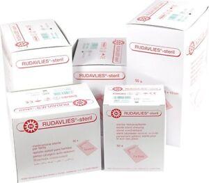50 Pflaster Wundpflaster Rudavlies  steril einzeln verpackt von Noba