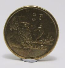 100% Genuine 2006 $2 Coin Double Rim Mint Error