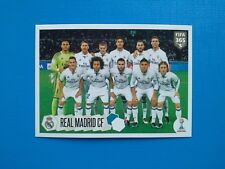 Panini FIFA 365 2017-18 2018 n.504 Team Real Madrid FIFA Club World Cup