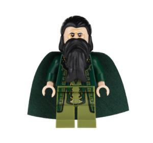 LEGO 76007 The Mandarin Dark Green Cape Super Heroes Minifigure - NEW