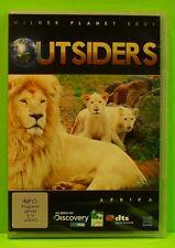 Wilder Planet Erde - Afrika - Outsiders - DVD Film Neuware