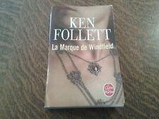 le livre de poche la marque de windfield - ken follett