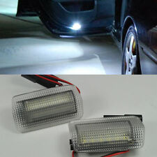 2x Led Step Courtesy Door Lights For Toyota Land Cruiser 200 FJ200 UZJ200W URJ