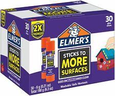 Elmer's Extra Strength Glue Sticks 30/Pkg-.21oz Each -2044283