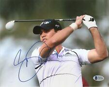 Jason Day PGA Championship Signed Auto 8x10 Photo Beckett BAS COA
