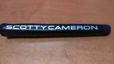 Scotty Cameron Matador Black Oversize Jumbo Putter Grip Silver Lettering NEW