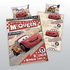 Herding Disney Cars draps de lit pour bébé Castor 40 x 60 cm + 100 135 flanelle