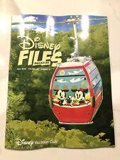 New Skyliner 2019 Dvc Disney Files Magazine Issues New Fall Free Ship