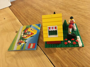 Lego City Town Set 6592 Vacation Hideaway / Weekend Cottage (1990).