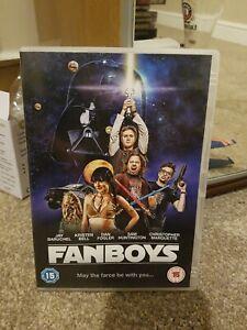 Fanboys Star Wars Comedy DVD