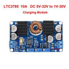 DC 5V-32V to 1V-30V 10A LTC3780 Automatic Step Up Down Regulator Charging Module