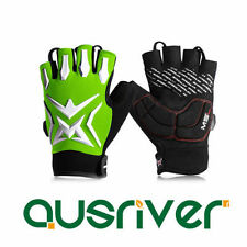 Unisex Adults Rubber Cycling Gloves