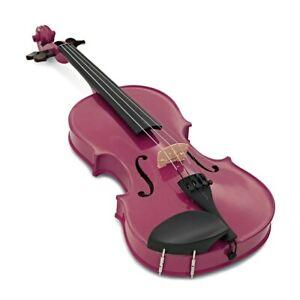 Harlequin Violin Outfit Pink 1/2 Size1401EPK