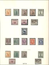 AUSTRALIA 1937-1989, ANT. TERR 1957-1984,  2 albums, all Mint, Scott $3,069.00