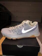 Nike KD 8 Easter Grey White Silver OG