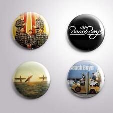 4 THE BEACH BOYS - Pinbacks Badge Button Pin 25mm 1''