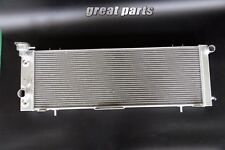 3 ROWS RADIATOR 91-01 JEEP CHEROKEE/COMANCHE 2.5L/4.0L ALL ALUMINUM RADIATOR