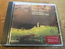 Rachmaninoff - Die Klaviertrios [CD Album] Hyperion Moscow Rachmaninov Trio