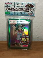 Yugioh Japan OCG Konami Zexal Sleeves 50 Stück NEU OVP Hüllen Schutzhüllen