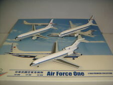 Dragon Wings 400 Taiwan Air Force Set of 3 B737-400, B737-800, B727-100 1:400