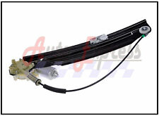REAR LEFT DRIVER SIDE WINDOW REGULATOR W/ MOTOR FITS 99-03 BMW 5 SERIES 525i