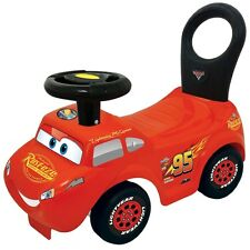 Great gift idea Disney Pixar Cars Lightning McQueen Ride On fun for toddlers