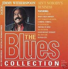 JIMMY WITHERSPOON, Ain't Nobody's Business [1994 CD] Orbis Collection