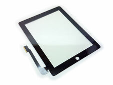 FIX BLACK APPLE iPAD 3 3RD GEN GLASS TOUCH SCREEN DIGITIZER ADHESIVE HOME BUTTON