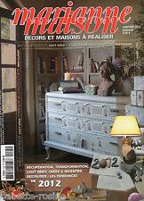 MARIANNE MAISON - N°145 / janvier 2012
