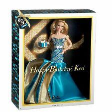 Happy Birthday Ken 50th Anniversary Barbie Doll NRFB