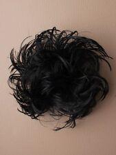 Head Hair Piece Scrunchie Bun Extension Synthetic Fake Ladies Girls Scrunchy