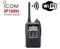 ICOM IP100H TWO WAY RADIO FOR WIRELESS NETWORKS - FAST SHIPPING