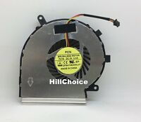 Original MSI GE62 GE72 GL62 GL72 PE60 PE70 CPU Cooling Fan DFS470805WL0T FH18