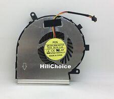 Original Msi GE62 GE72 GL62 GL72 PE60 PE70 CPU FAN DFS470805WL0T de enfriamiento FH18
