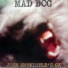 John Entwistle's - Ox Mad Dog LP VG+ MCA-2129 USA 1975 Original