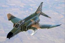 Holloman Afb F-4 Phantom II 12x18 Silber Halogen Fotodruck