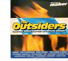 (FP875) The Outsiders - Campfire Songs For The 99 Festival Season - 1999 CD