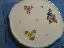 Schramberg SMF Keramik Tortenplatte Servier-Platte Decor: LISA Ø ca. 32 cm