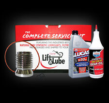 Tri-Glide & Trike Complete Service Kit with XL S44 K&P Oil Filter & Lucas 50w