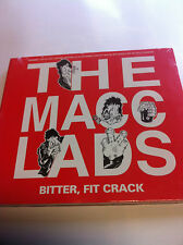 The Macc Lads Bitter, Fit Crack CD Punk
