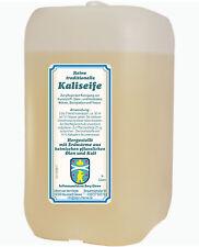 Kaliseife Kali-Schmierseife traditionell planzl. konz 6 Liter Kan 2,08€/Liter