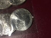 1780 thaler silver restrike coin uncirculated