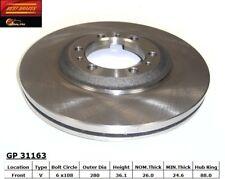 Disc Brake Rotor fits 1991-2002 Isuzu Rodeo Trooper Amigo  BEST BRAKES USA